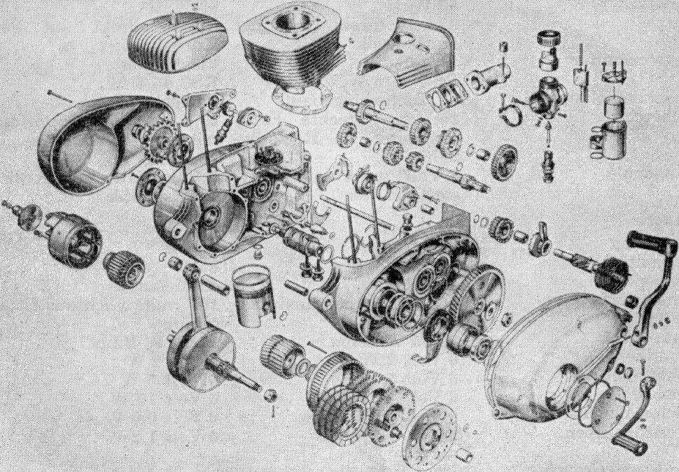 reparaturhandbuch f u00fcr mz 175