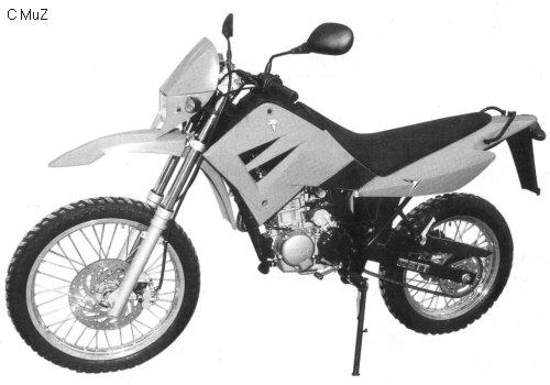 Owners manual MZ 125 SM/SX - Miraculis